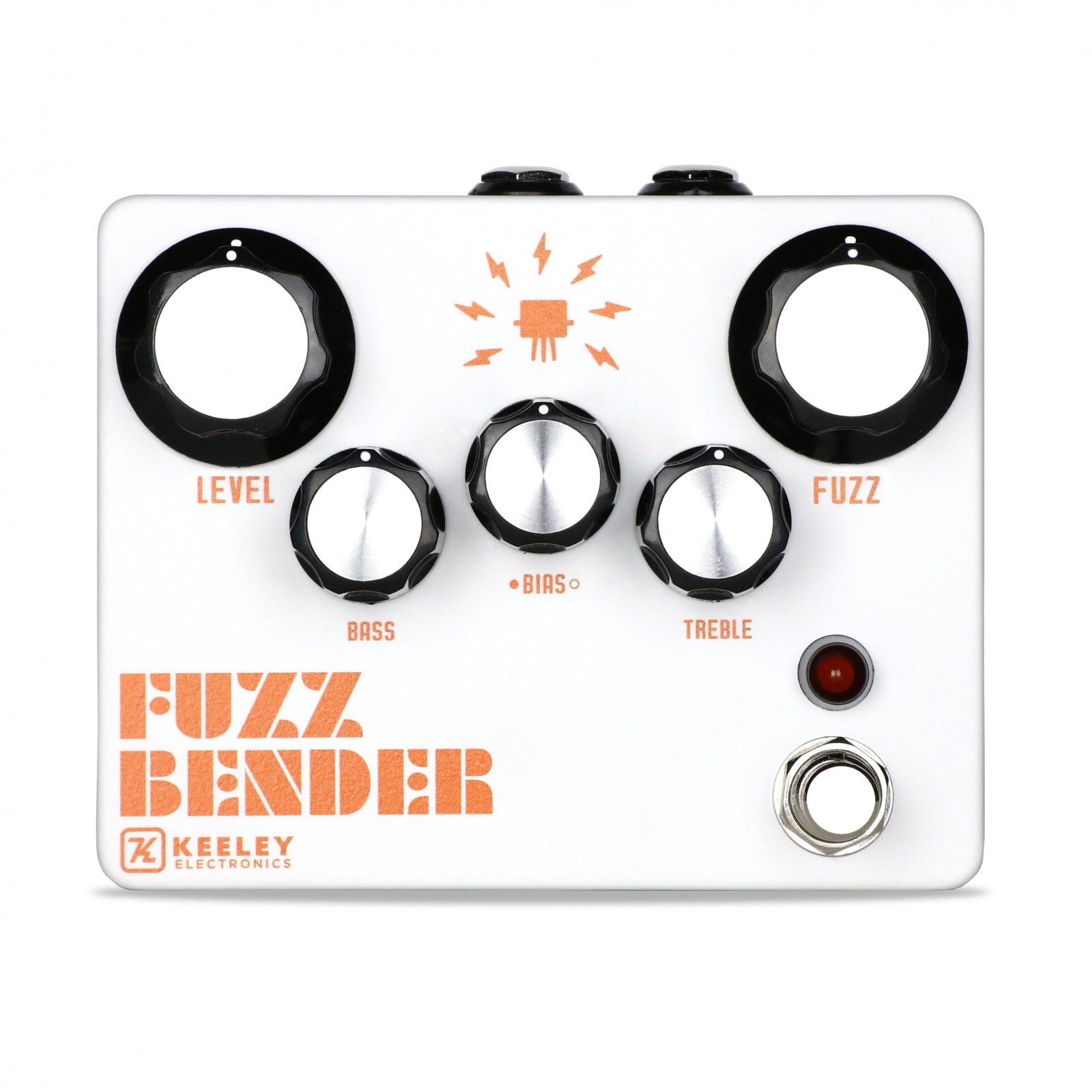 Keeley Fuzz Bender 3 Transistor Fuzz with Bias Control