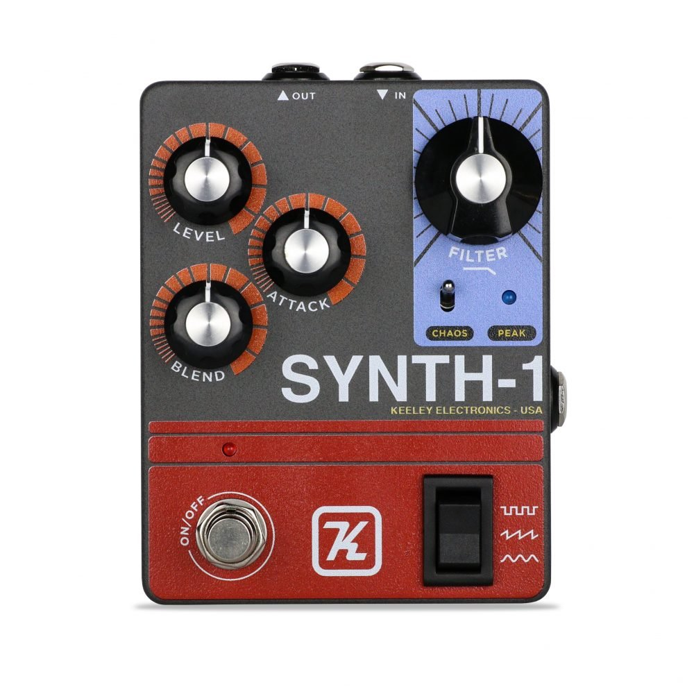 Keeley Synth 1 Pedal