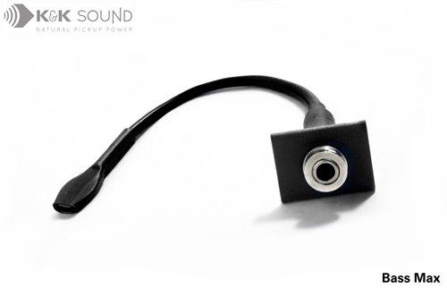 K&K Bass Max Upright Transducer