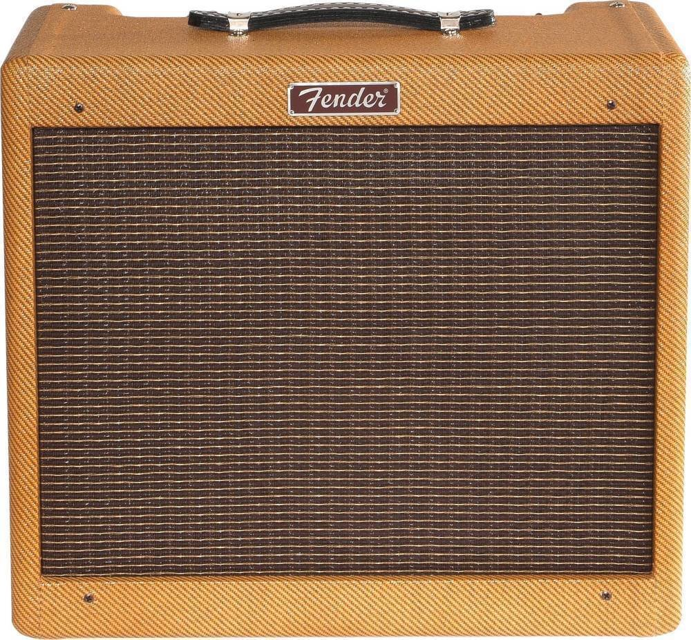 Fender Blues Jr. Lacquered Tweed Limited Edition