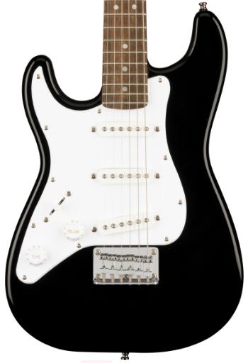Squier Mini Stratocaster Lefty Black