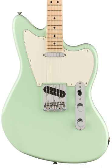 Paranormal Offset Telecaster Surf Green