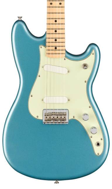 Fender Player Series Duo Sonic Tidepool