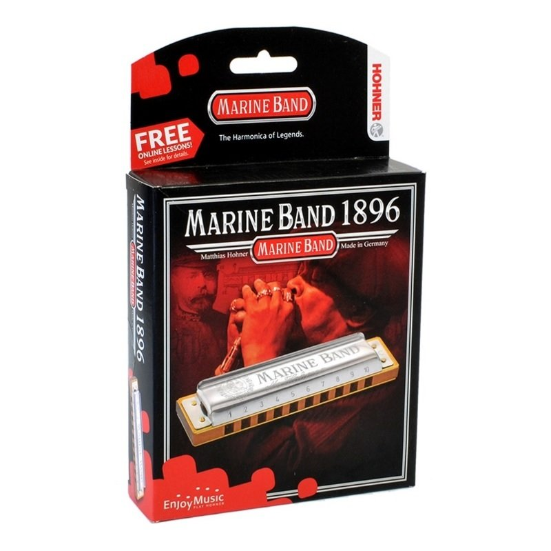 Hohner Marine Band Harmonica E