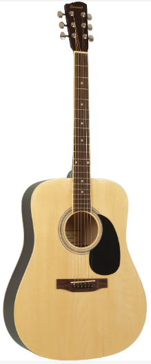 Savannah SGD12NA Dreadnought Guitar