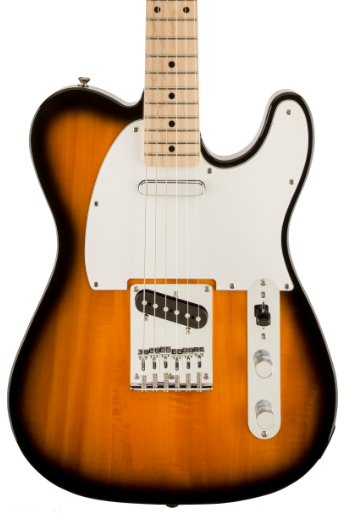 Squier Affinity Tele Maple Neck 2 Tone Sunburst
