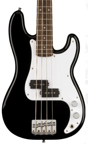 Squier Mini P Bass Black