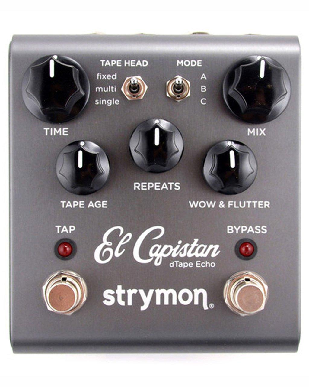 Strymon El Capistan d Tape Echo