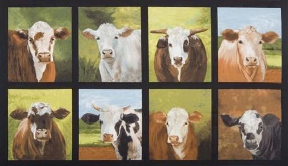 Down On the Farm Cows