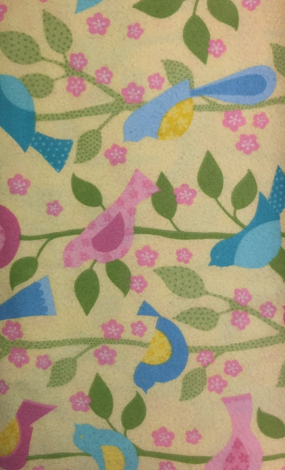 Tree of Life Pastel Flannel