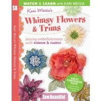 DVD-Whimsy Flowers & Trims