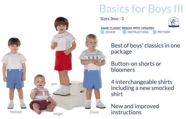 Basics for Boys III
