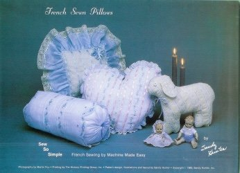 French Sewn Pillows