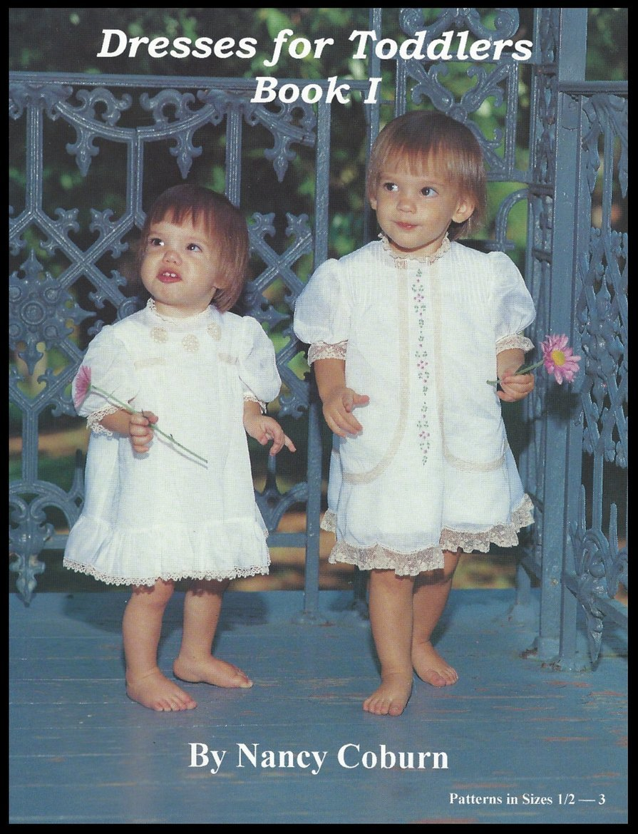 Ginger Snaps Designs Dresses for Toddlers Book I