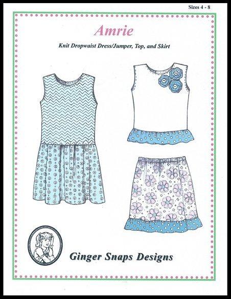 Ginger Snaps Designs Amrie