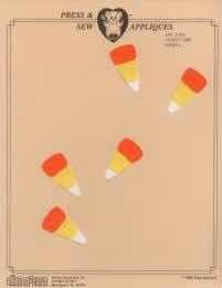 Candy Corn - Small