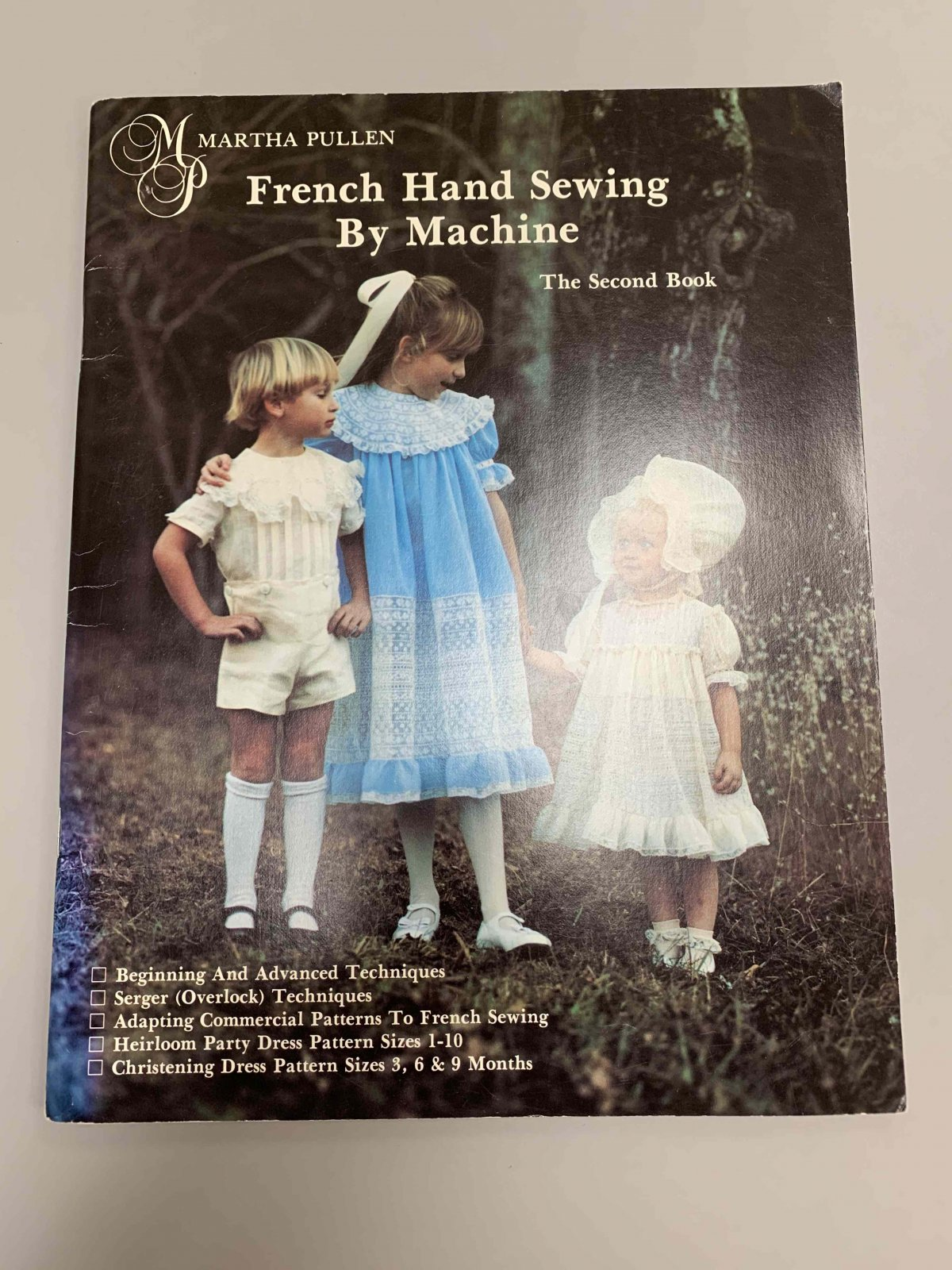 French Handsewing by Machine - Martha Pullen (Previously Loved)