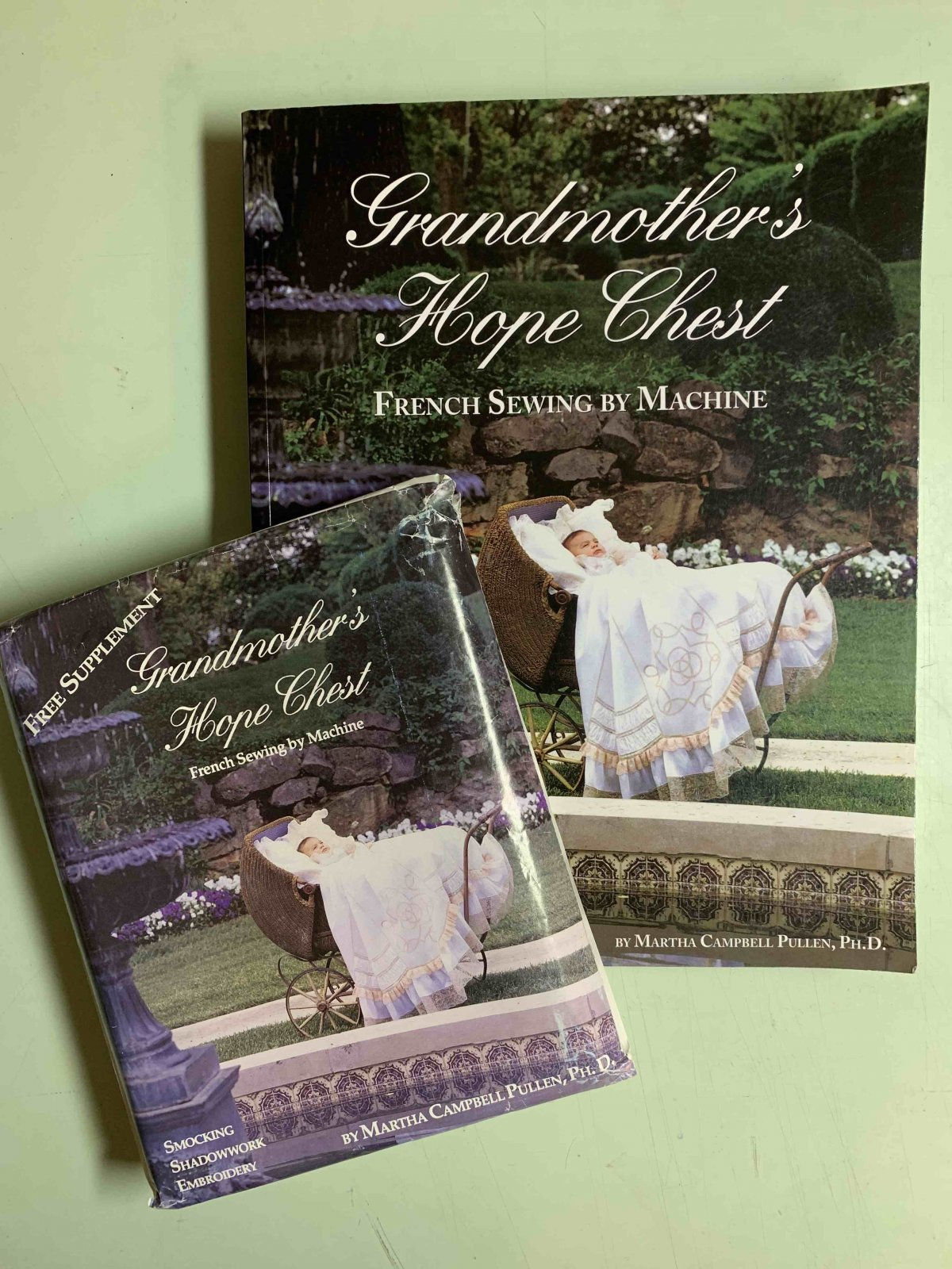 Grandmother's Hope Chest- Book & Pattern -PB - Previously Loved