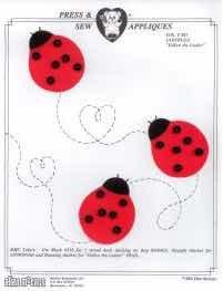 Ladybugs - Large