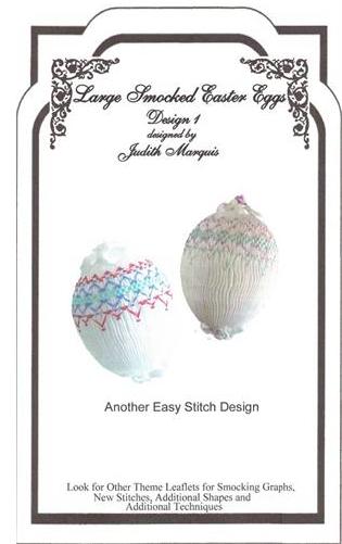 Easter Egg 2019 Design 1 - Large Smocked