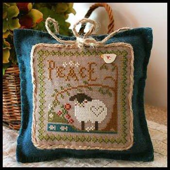 Little Sheep Virtues No.3 Peace
