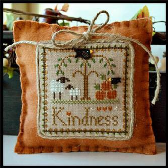 Little Sheep Virtues No.10 Kindness