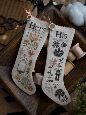 His and Hers Thanksgiving Stockings