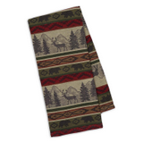 Back Country Stripe Jacquard Dish Towel