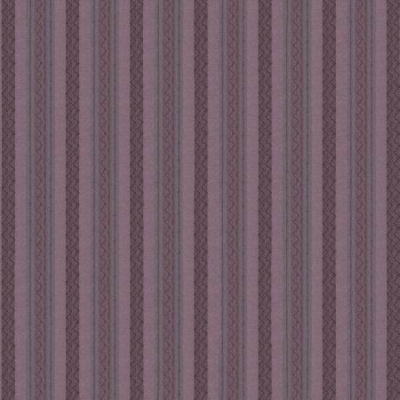 Purple Dobbit Stripe Yarn Dye