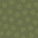 FV-Green Tone on Tone Leaf 9883M-G