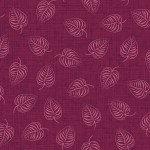 FV-Burgundy Tone on Tone Leaf 9883M-R