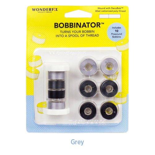Bobbinator-gray