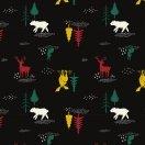 Hudson - Forest Animals Flannel