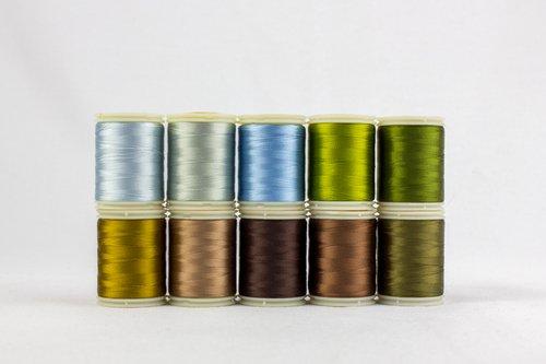 Splendor 40 wt rayon thread-Landscape