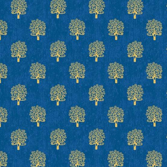 Rhapsody - Trees - Blue