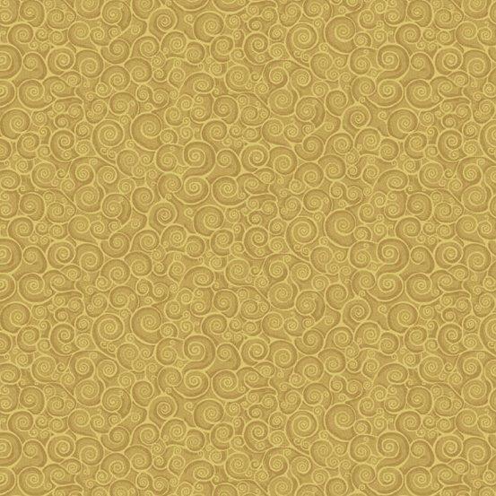 Rhapsody - Scroll - Yellow