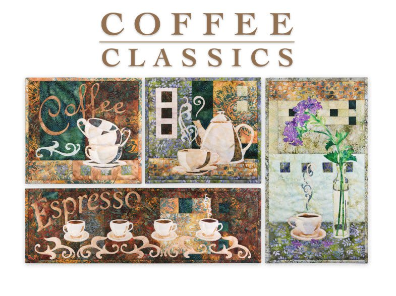McKenna Ryan: Coffee Classics