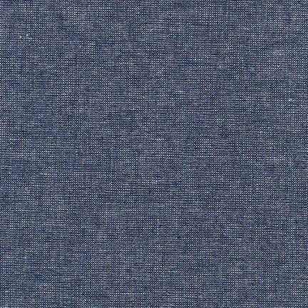 Essex Yarn Dyed Metallic - Midnight