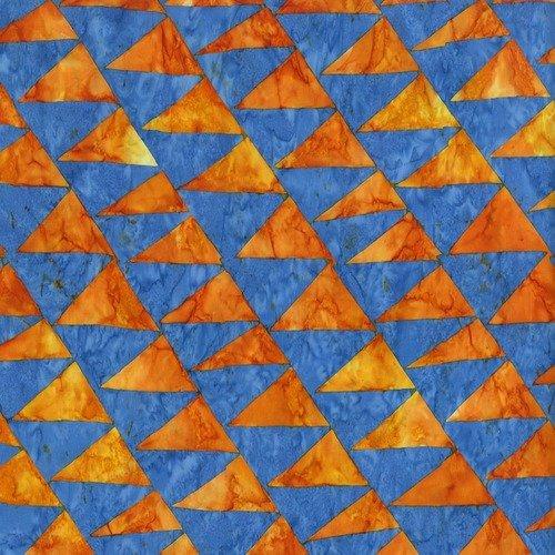 Kaffe Fassett Artisan Batik: Flags - Blue
