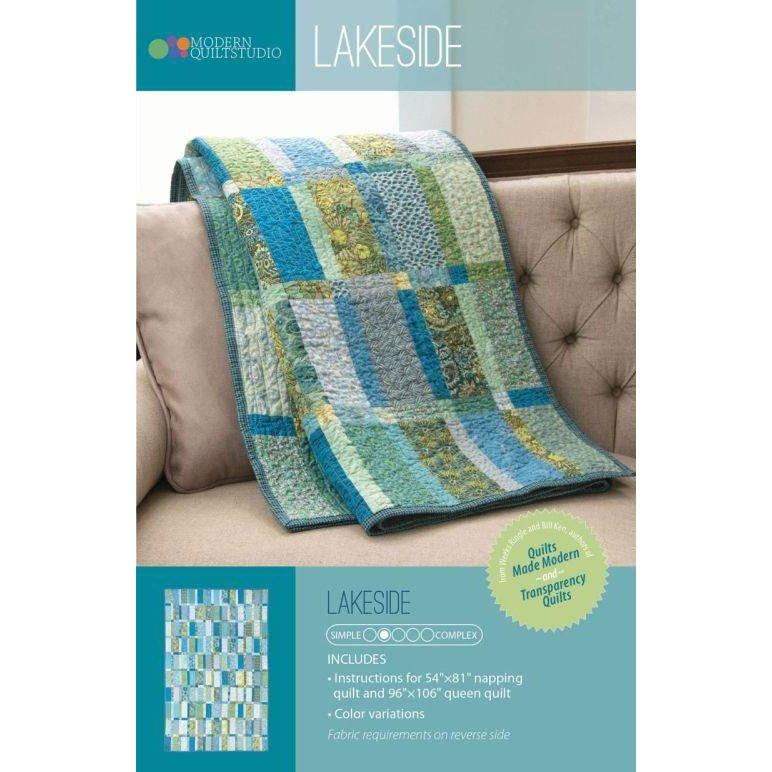 Modern Quilt Studio: Lakeside Pattern