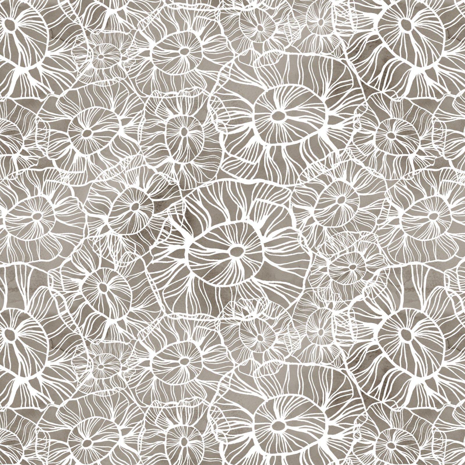 Time and Tide: Sea Flower - Mocha