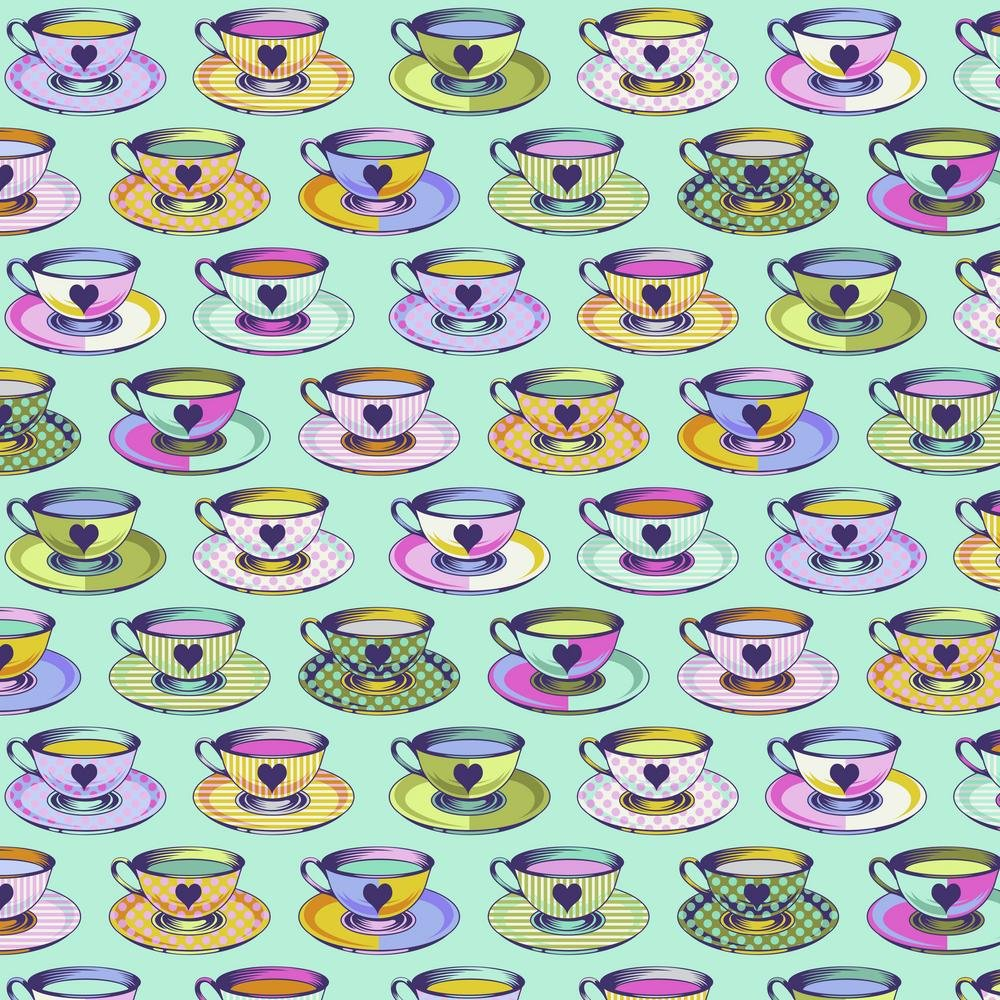 Curioser: Tea Time - Daydream