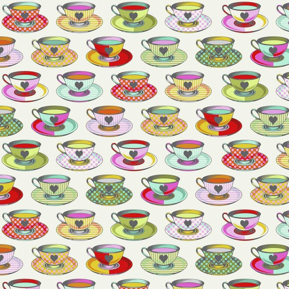 Curioser: Tea Time - Sugar