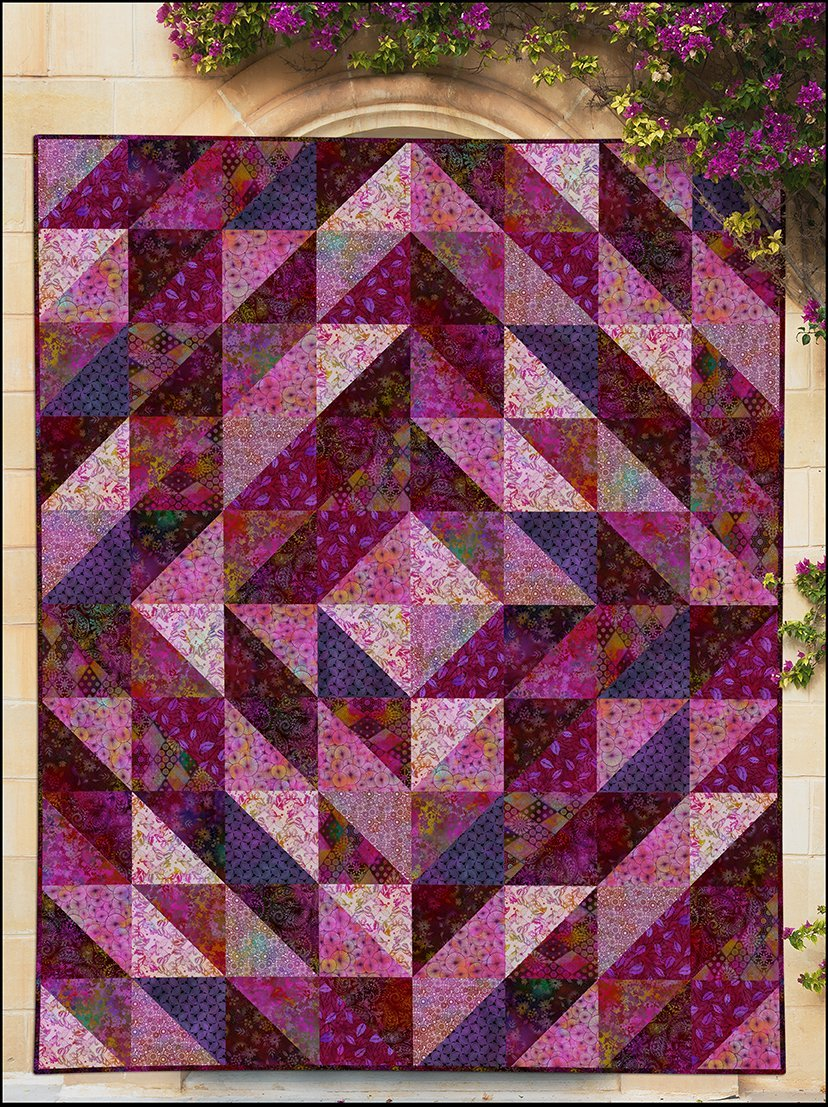 Seasons Quilt Kit - Summer