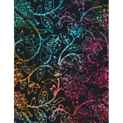 Tonga Batik Eclectic Tastes - Multi - 108 wide