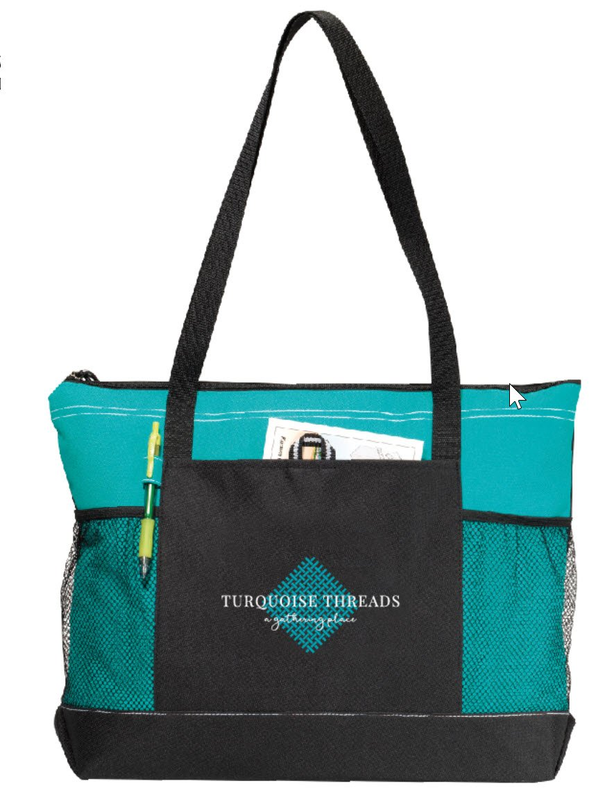 Turquoise Tote Club