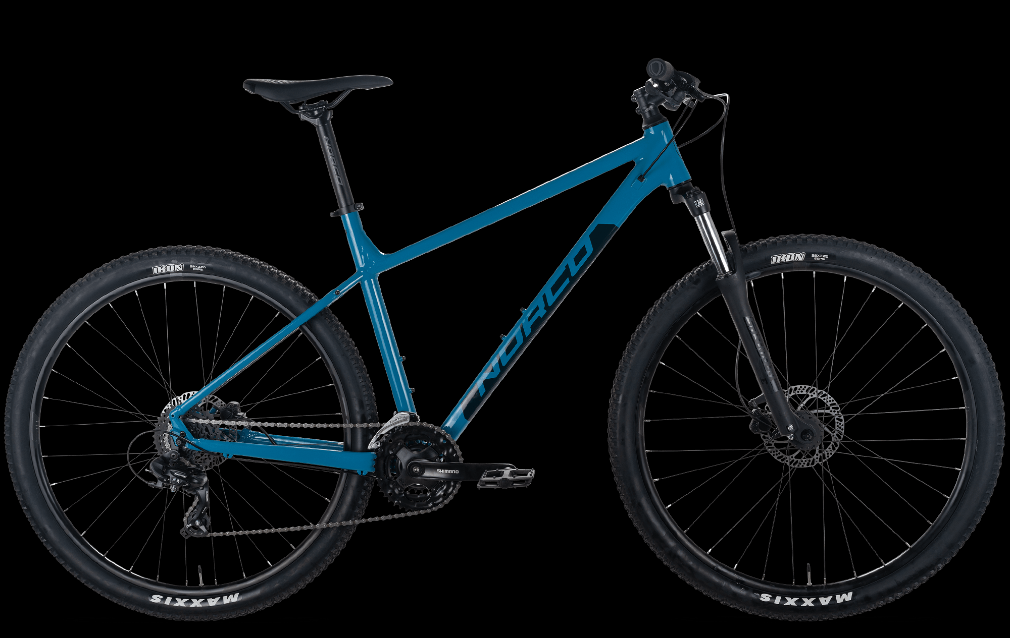NORCO STORM 4 27 XS BLU/BLUBLK