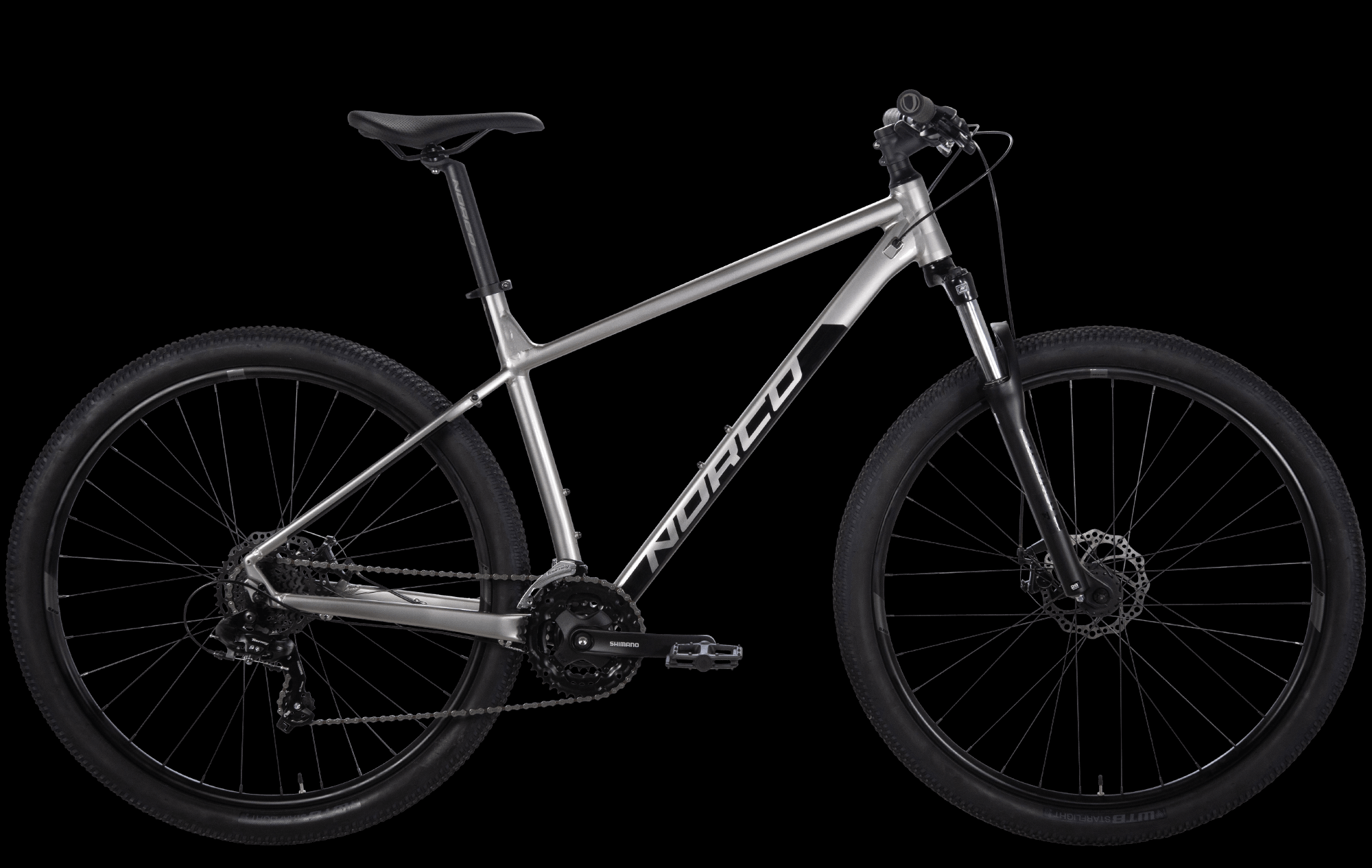 NORCO STORM 5 29R MD BLK/SILV