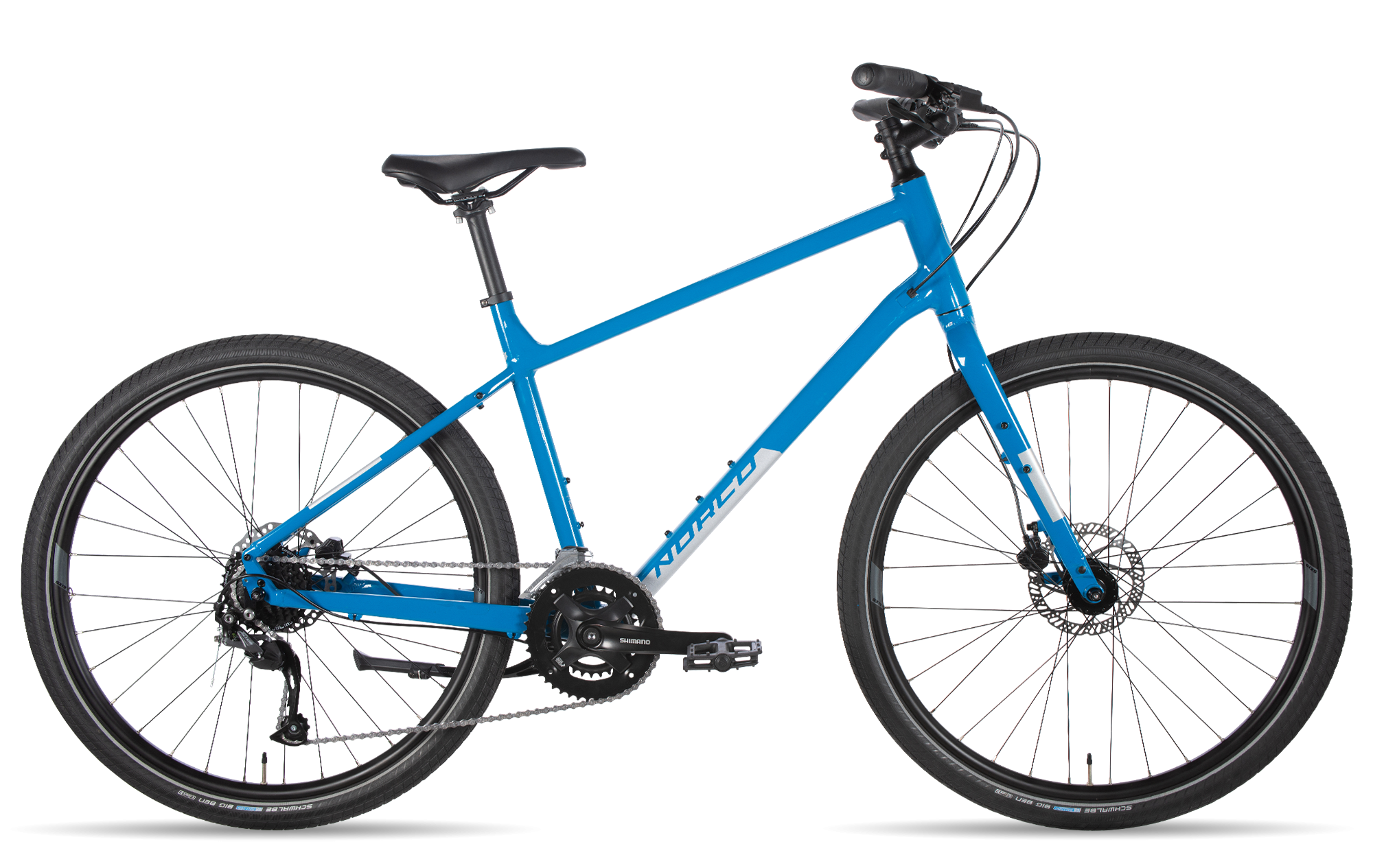 NORCO INDIE 2 CALVARY BLUE  LGE