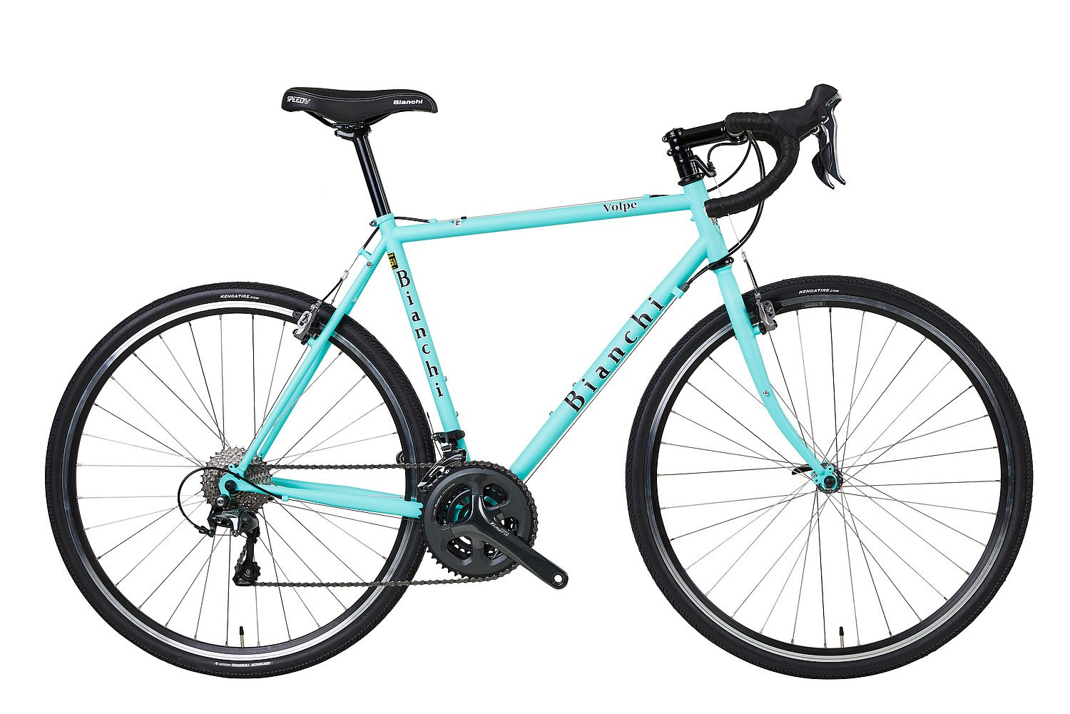 Bianchi Volpe Clsc 53 Matte Cel